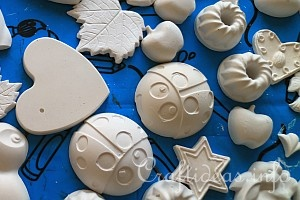 Plaster of Paris Castings