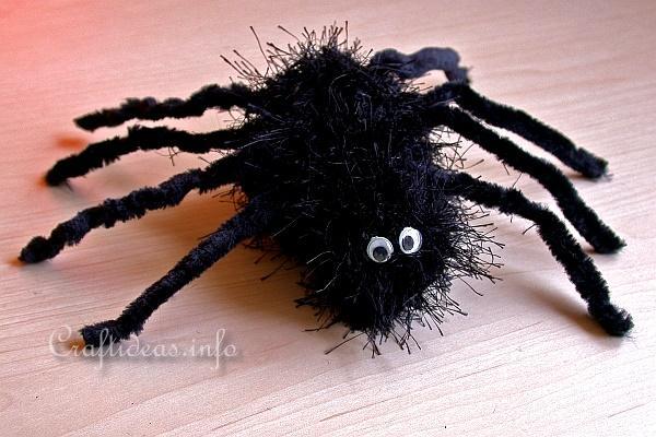 Паук паутина своими руками