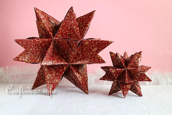 Red Bascetta Stars