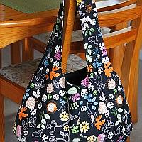 Reversible Bag With Cheerful Colors