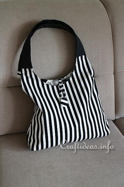 Reversible Shoulder Bag 4