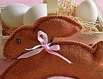 Sewing Craft for Easter - Felt Easter Bunny Project