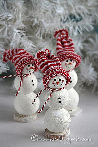 Snowman Craft for Christmas 200