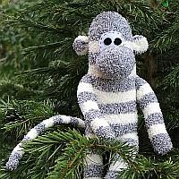 Socky Monkey from Easy Sewing for Beginners