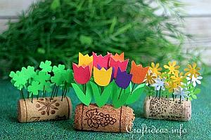 Spring Season - Crafts and Decorations for Spring and Easter