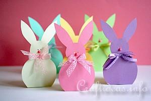 Spring Season - Easter Bunny Crafts