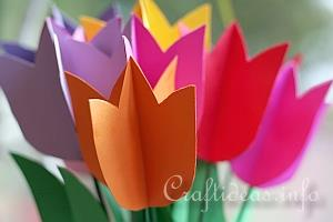 Spring Season - Spring and Easter Paper Crafts