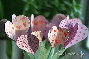 Spring Season - Valentine's Day Crafts