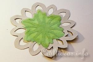 Stained Glass Snowflakes Tutorial 6