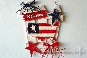 Summer Season - 4th of July or Independence Day Crafts