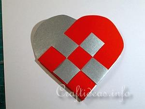 Swedish Paper Heart Bag 4