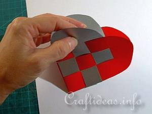 Swedish Paper Heart Bag 5