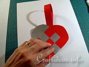 Swedish Paper Heart Bag 8
