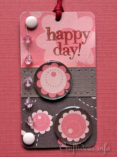 Free Paper Craft Projects Tags For Scrapbooks