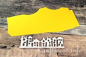 Townscape Card Tutorial 2