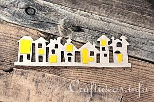Townscape Card Tutorial 3