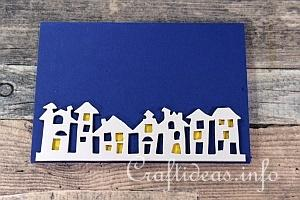 Townscape Card Tutorial 4