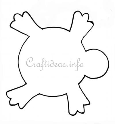 Childrens Turtle Shell Costume Pattern | brightget.info