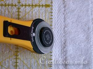 Tutorial - Designer Hand Towel 2 200