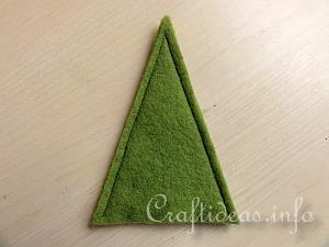 Tutorial - Felt Christmas Tree 2