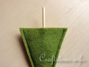 Tutorial - Felt Christmas Tree 3