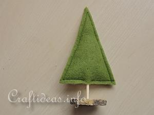 Tutorial - Felt Christmas Tree 6