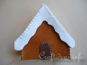 Tutorial - Gingebread House 4