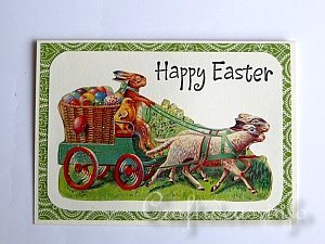 Tutorial - Vintage Easter Card 5
