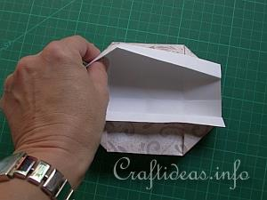 Tutorial for Paper Basket 10