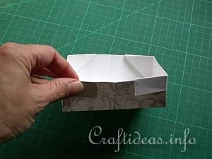 Tutorial for Paper Basket 11