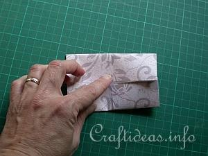 Tutorial for Paper Basket 6