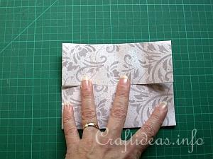 Tutorial for Paper Basket 7