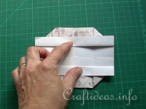 Tutorial for Paper Basket 9