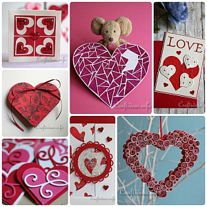 Valentine's Day Cards and Crafts