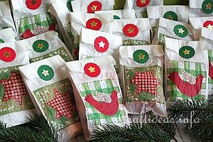 Winter and Christmas Season - Advent Calendar Crafts