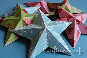Winter and Christmas Season - Paper Crafts