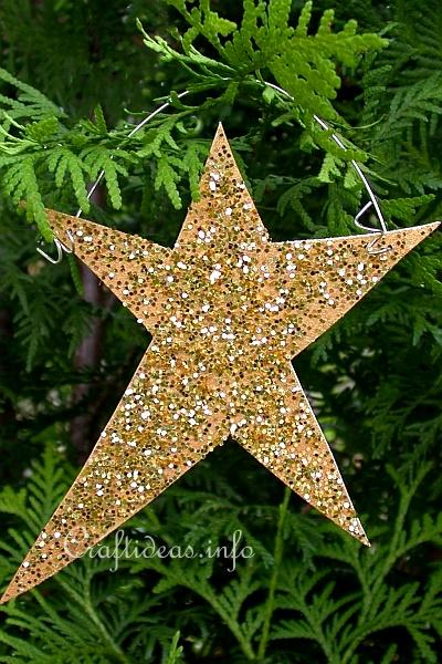 Drill Holes In Christmas Tree