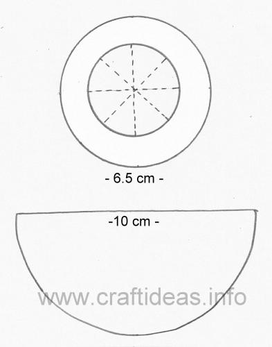 Halloween crafts paper witch hat template for Paper witch hat template