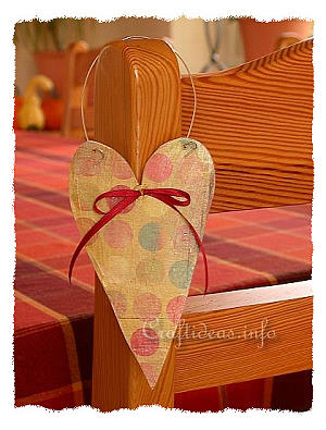 Free Valentine S Day Wood Craft Scrapbook Paper Heart