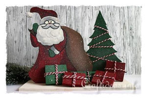 Woodcraft - Father Christmas