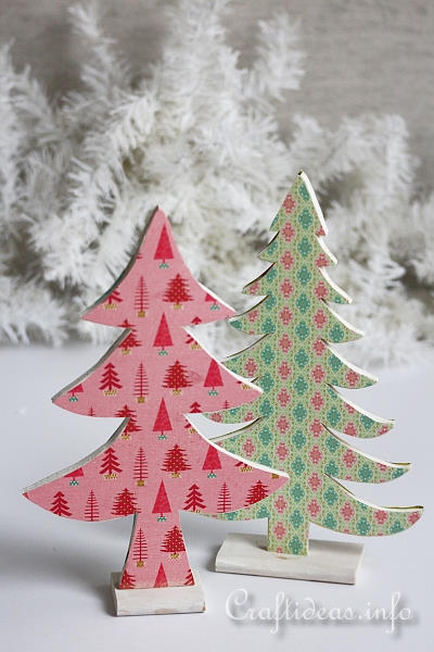 christmas wood craft wooden christmas tree decoration - Wooden Christmas Tree